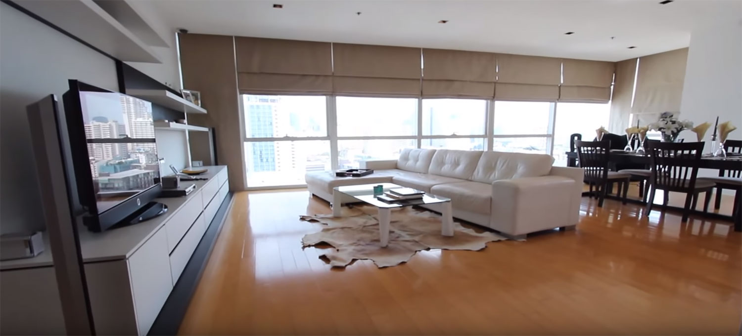 Athenee-Residence-Bangkok-condo-4-bedroom-for-sale-photo-4